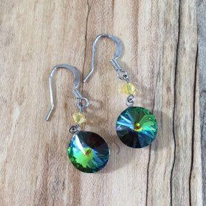 Jewelry - Prism Dangle Earrings